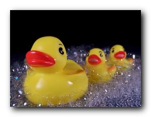 Ducks and Soap